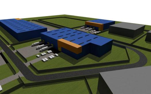 Ipari Fejlesztési Telek (2)